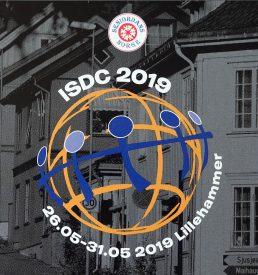 ISDC 2019 Lillehammer Noorwegen